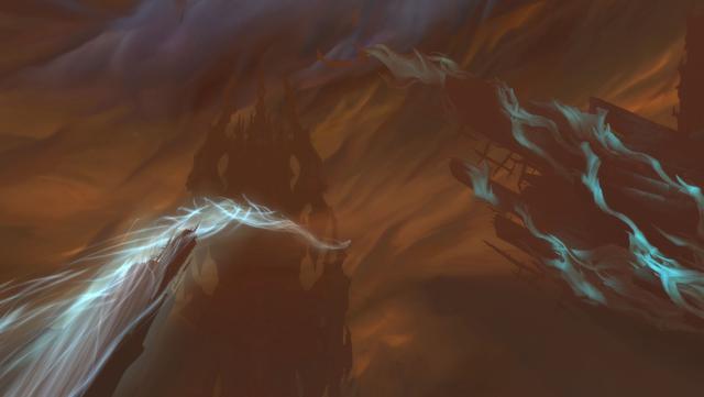 魔獸世界9.0前瞻:賽弗斯系列橙裝再現江湖,這次你有瞭選擇權利-圖7