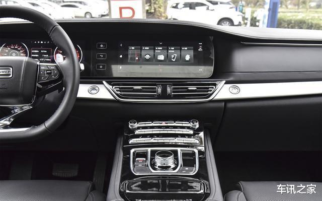 過彎從不飄的SUV,重近2.3噸入門有8AT,全系雙叉臂,才15.98萬起-圖6
