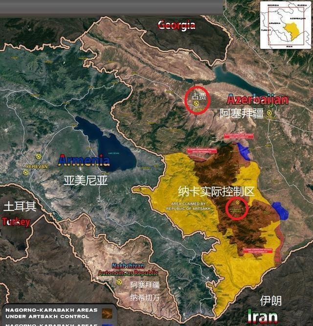 納卡領導人:炮擊阿塞拜疆和土耳其侵略者,是國際反恐戰爭一部分-圖3