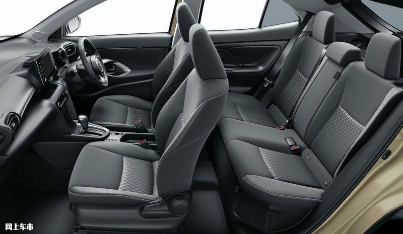 豐田全新小型SUV開售!搭1.5L發動機,配置豐富,入門級SUV首選-圖10