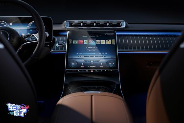 全新一代奔馳S級首發,搭載多項獨有科技,重新定義豪華-圖7