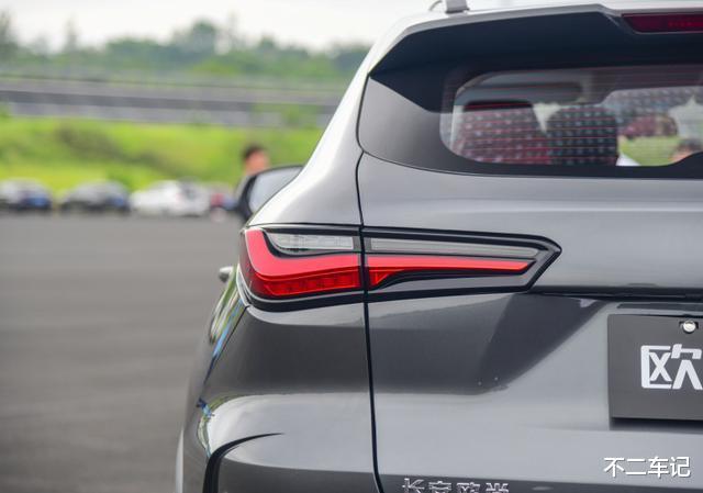 屬於年輕人的個性SUV,歐尚X5配置全面,有望成為爆款車型-圖7