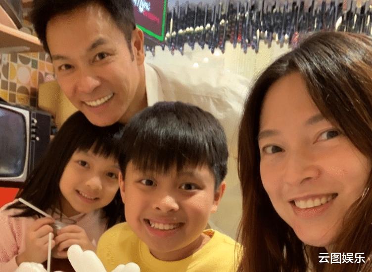 勵志!郭晉安40歲妻子息影14年後重返職場,改行當專業營養師-圖3