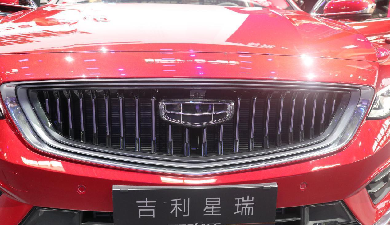 吉利全新傢轎車展亮相,星瑞擁有B級車的品質,創造更多不可能-圖3