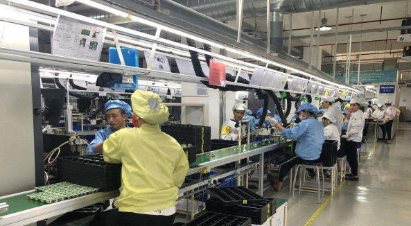 """制造業短板顯露,越南""""制造夢""""破碎?大批外資欲想再回中國-圖2"""