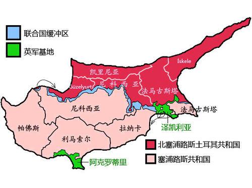 首都和國土都分裂的兩個國傢,一個已經統一,一個遙遙無期-圖5