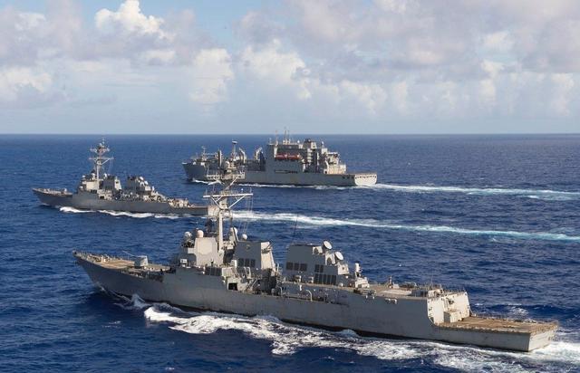 美軍太囂張!公然扣押中國運伊朗貨船物資,這次就在中國邊上-圖4