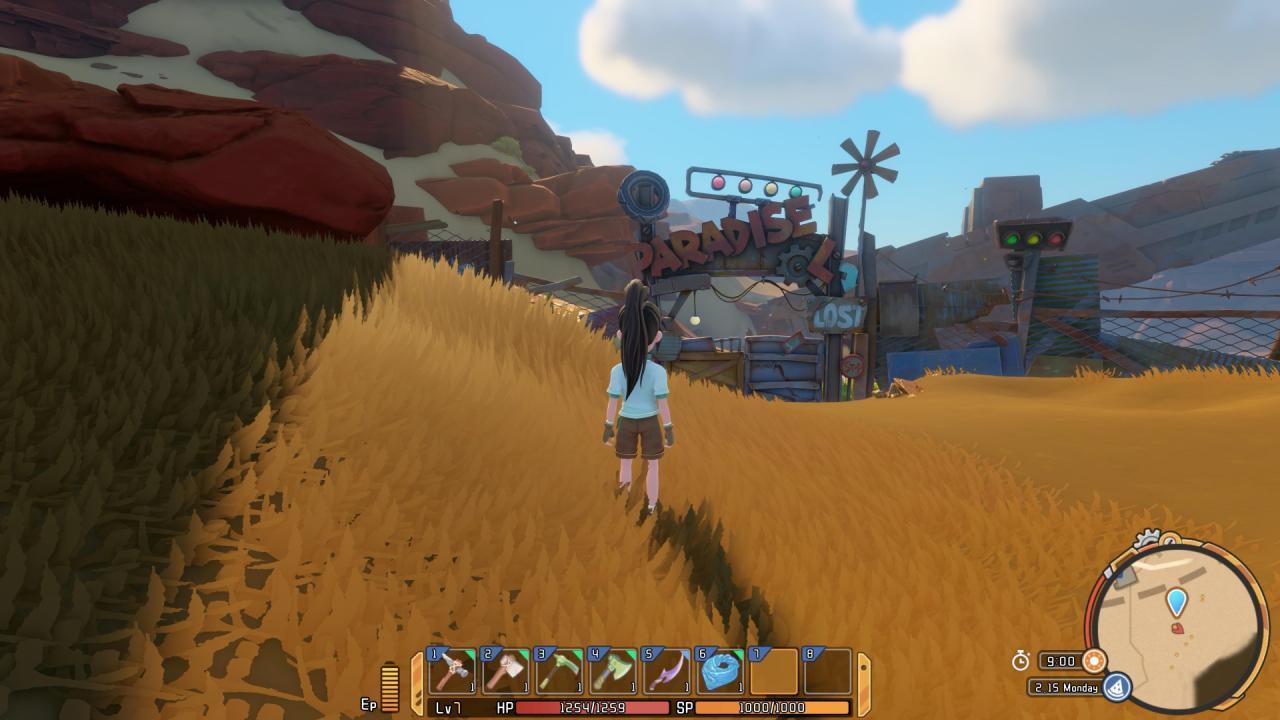 冒险岛爆萌天使_最初是个DLC! 《沙石镇时光》NS版要等到2020-第3张图片-游戏摸鱼怪