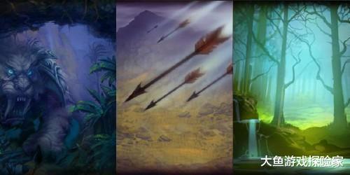 魔獸懷舊服:解讀9大職業天賦背景圖,狂暴戰的怒火可以燃盡山嶽-圖3