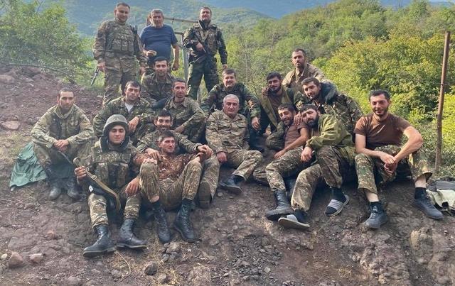 納卡領導人:炮擊阿塞拜疆和土耳其侵略者,是國際反恐戰爭一部分-圖4