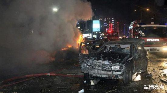 土耳其遭遇報復,軍事基地和城市同遭襲,雇傭兵也遭俄猛烈轟炸-圖7