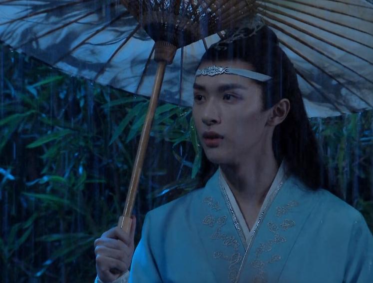 《演員2》還原《陳情令》名場面,看到小鮮肉的演出,網友:雨演得好-圖3