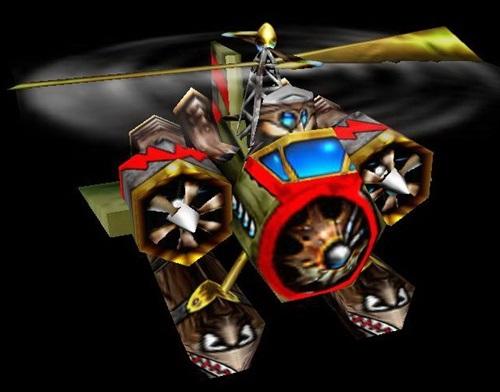 《魔獸爭霸3》:人族飛機攻防都很辣雞,為什麼玩傢普遍認為很強?-圖5