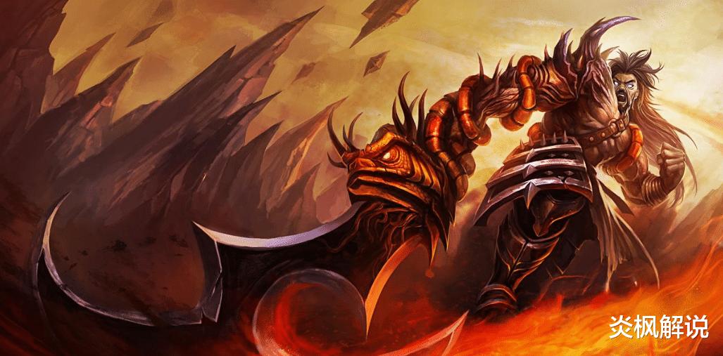 阿瓦隆之王_英雄联盟如果把蛮王的大招,改成受到致命伤害自动开启会怎样?