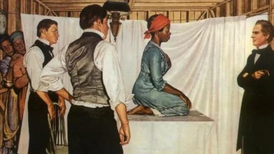 美洲的奴隸貿易市場,女黑奴是男黑奴身價的兩倍,專傢:生育工具-圖5
