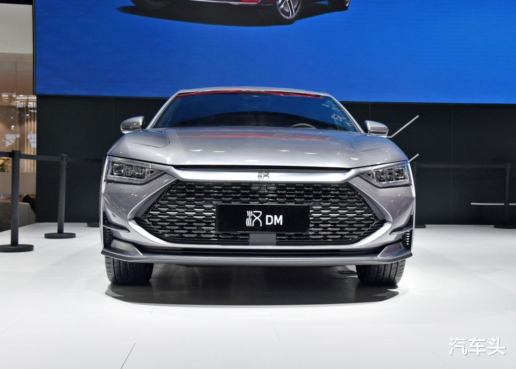 沒有漢EV配置豐富,也沒有它貴,23萬的起售價是更接地氣-圖2