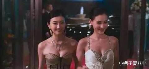 """張柏芝與景甜""""內衣外穿""""霸氣出場誰贏瞭?網友:一個像小姐一個像丫鬟-圖4"""