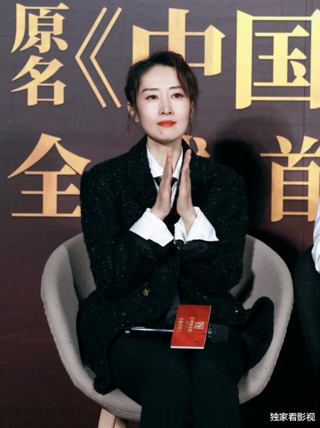 劉敏濤演《奪冠》值得嗎?戲份還不到1分鐘,卻成為全片最大淚點-圖3