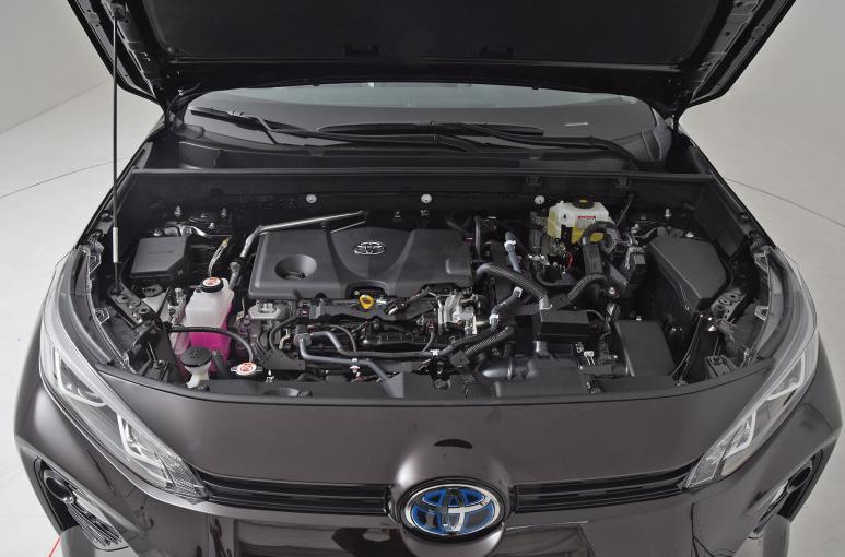 """漢蘭達的""""小老弟"""",2.5L雙擎油耗低至4.6L,3種四驅系統可選-圖9"""