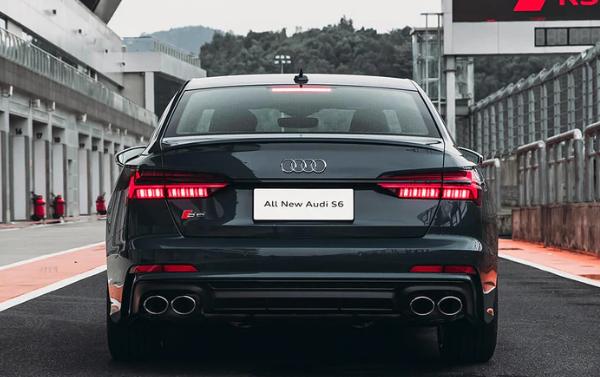 全新奧迪S6 Limousine-圖2