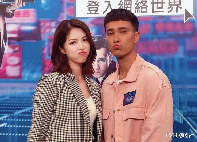 TVB帥氣型男苦熬十年終上位,手握三部劇集,成公司男演員之最-圖4