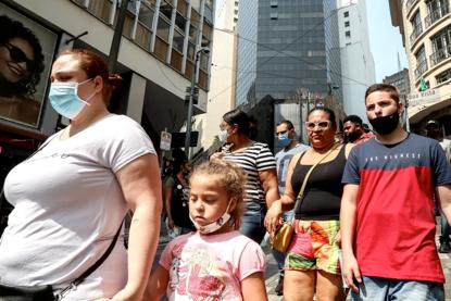 """三個疫情""""超級大國"""":巴西追印度,印度或超越美國,數據很嚇人-圖4"""
