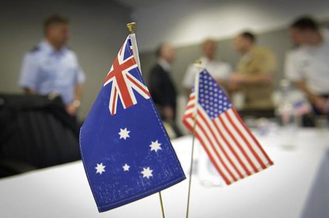 """澳大利亞駐美大使放狠話:""""抵抗""""中國的代價,美國必須分擔-圖2"""