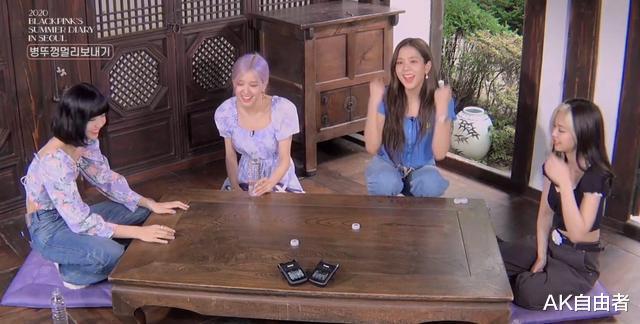 """麗莎(Lisa)輸掉遊戲的那一秒 打出瞭""""我是外國人""""的牌-圖7"""