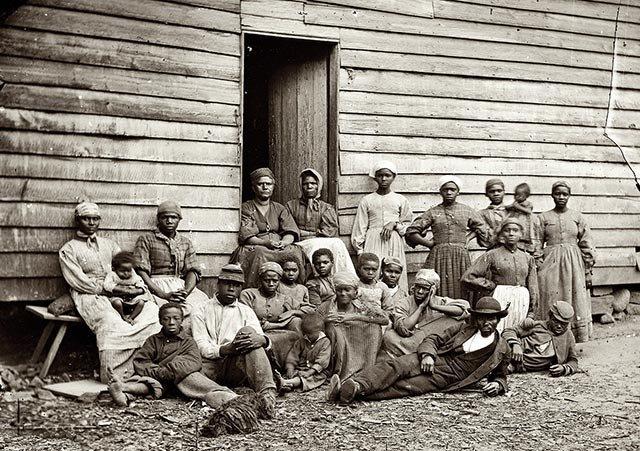 美洲的奴隸貿易市場,女黑奴是男黑奴身價的兩倍,專傢:生育工具-圖6