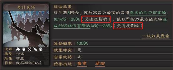 三國志戰略版:孫權吳騎被針對,三勢胡車兒7000戰損錘爆滿紅吳騎-圖3