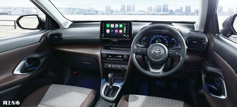 豐田全新小型SUV開售!搭1.5L發動機,配置豐富,入門級SUV首選-圖4