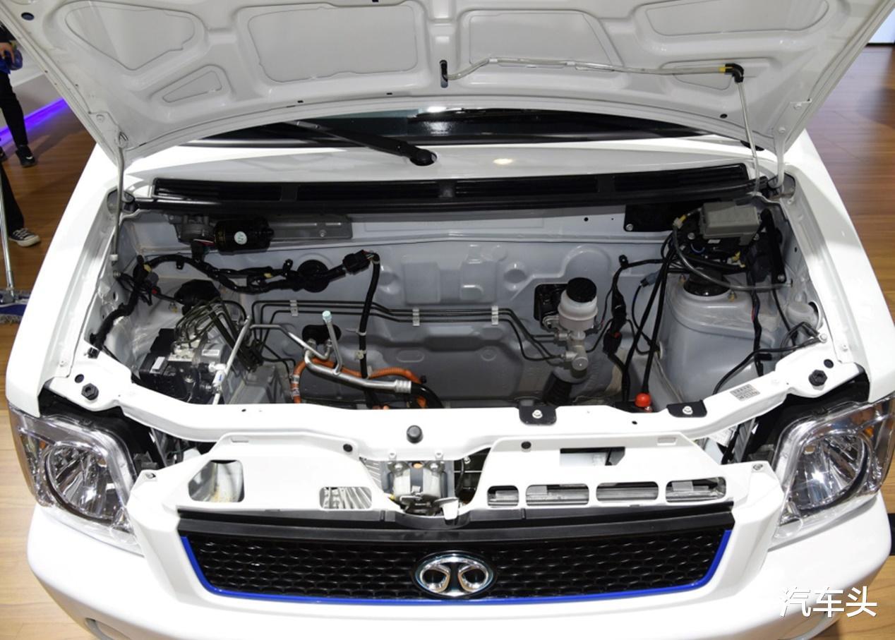 預算不夠沒關系,新款北汽EV2來瞭, 3.7萬起非常便宜-圖9