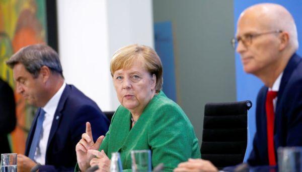 德新增感染數飆升,默克爾急瞭:再不嚴控,德國就是下一個重災區-圖3