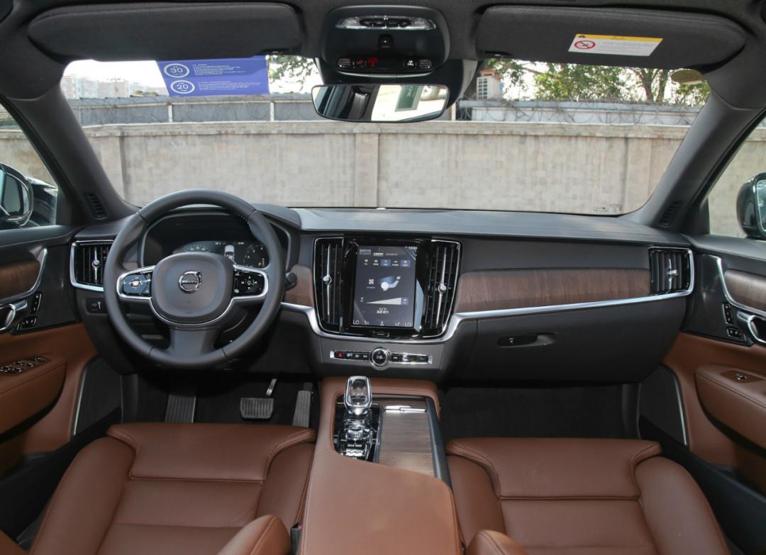 補齊短板更強大 沃爾沃中期改款S90-圖4
