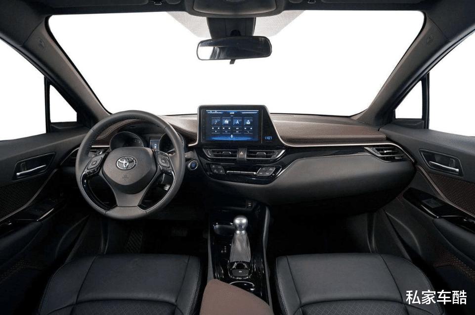 TNGA架構加持,披著SUV外表的廣汽豐田C-HR-圖2