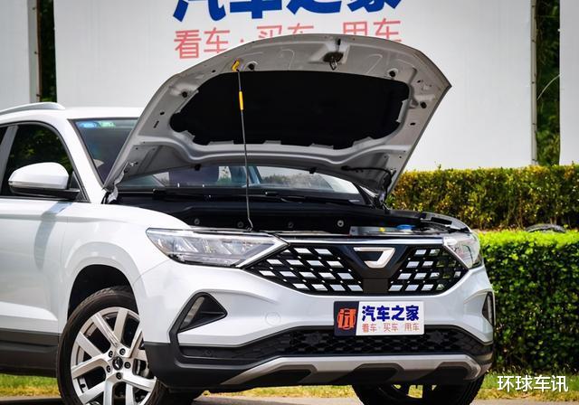 十萬內德系SUV:王牌發動機、比CRV大氣,還看啥哈弗H6-圖5