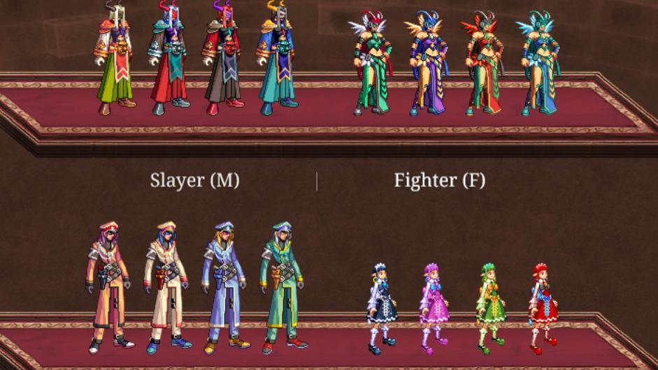DNF:22号能自选的装扮一览!花篮4套天空,战令4套时装