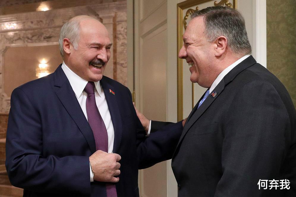 白俄羅斯、亞美尼亞等俄羅斯傳統勢力國,為何明裡暗裡與美國勾勾搭搭?-圖2