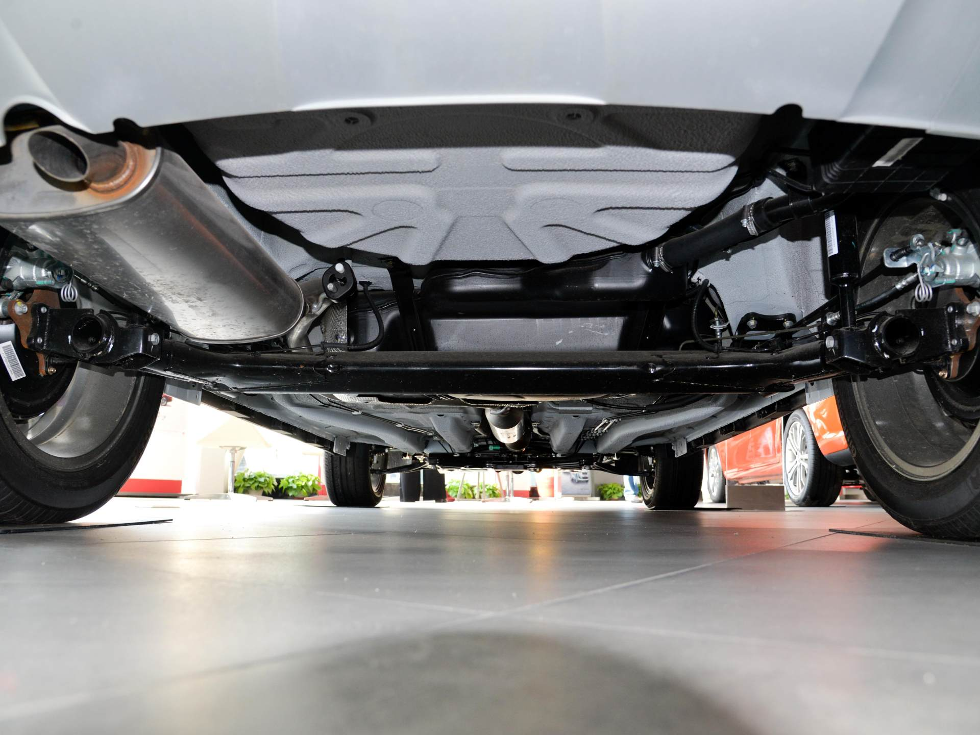 這臺SUV價格6萬元,有喇叭有大屏,為什麼大傢還在買飛度-圖6