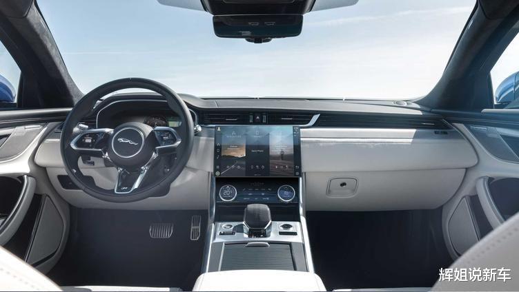 """iQ全鋁平臺打造""""捷豹XF""""中期改款車型正式發佈,5.8秒破百-圖4"""