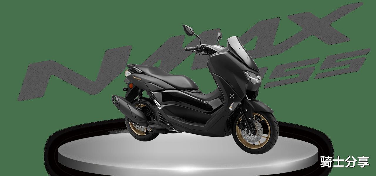 想入手一輛踏板車,但糾結於雅馬哈NMAX155和SR MAX250,如何選?-圖4