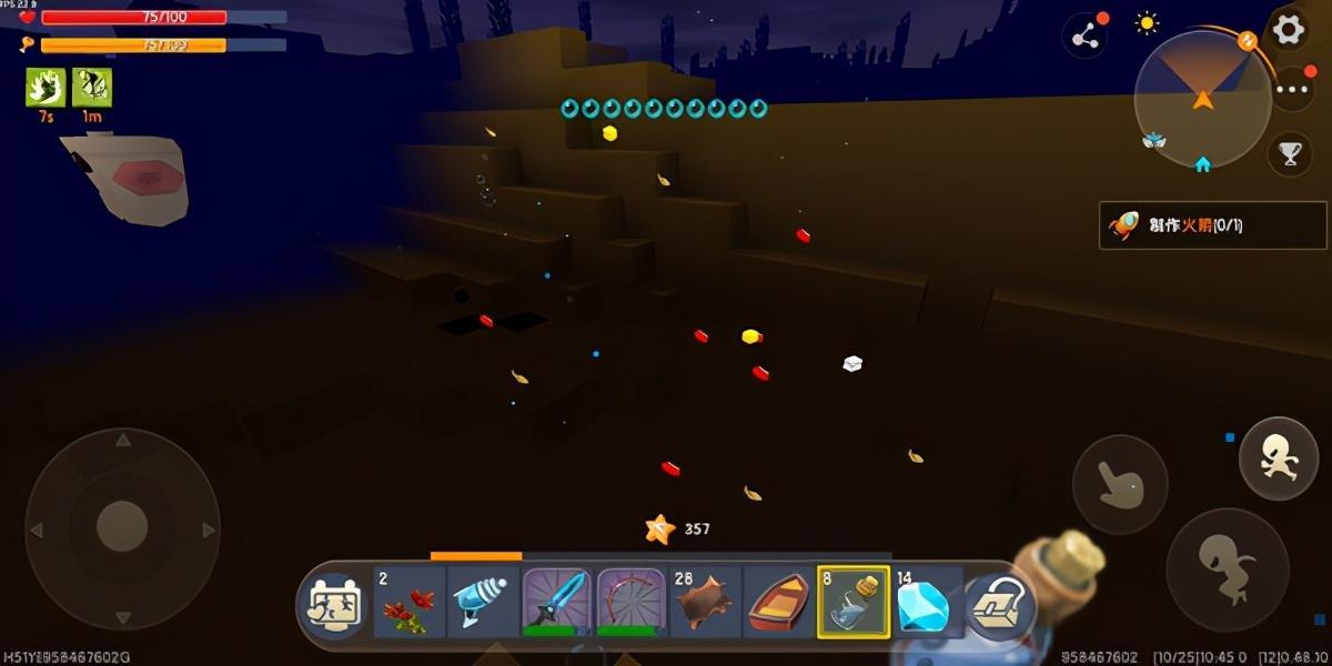 小小忍者有什么人物_迷你世界海底宝藏怎么探寻,开启你的海底世界之旅-第6张图片-游戏摸鱼怪