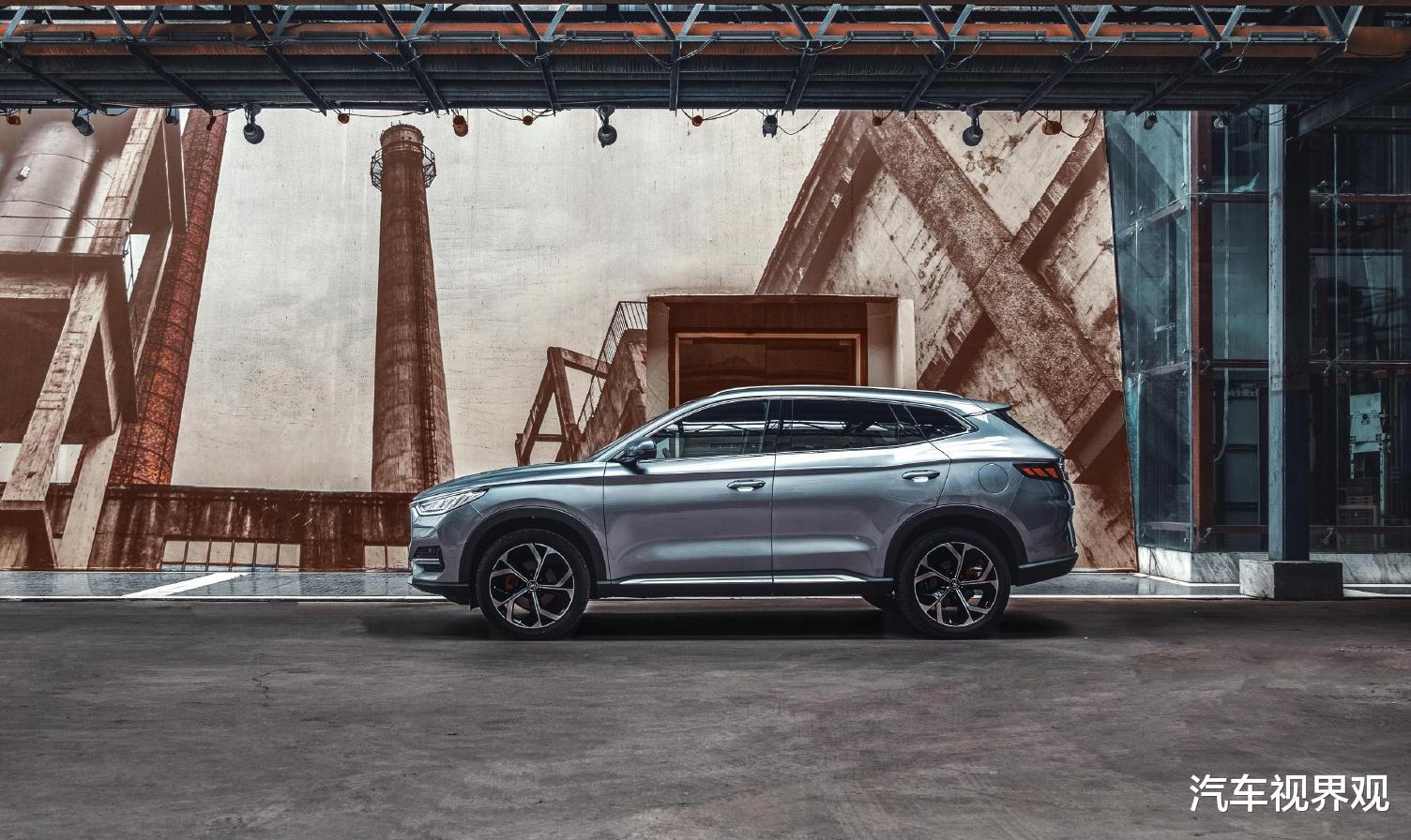 3款全新國產SUV,集體亮相成都車展,江淮嘉悅X8首次現身-圖9