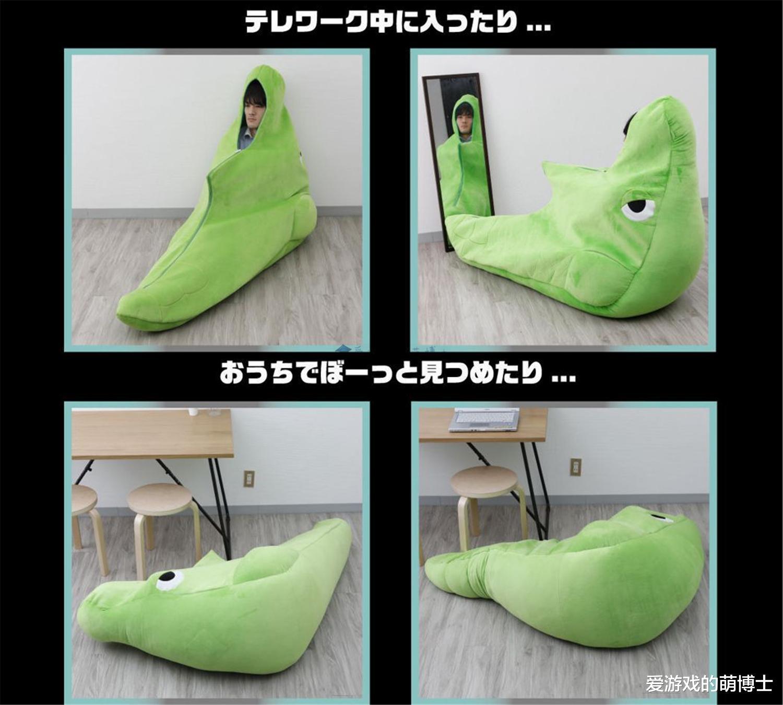 進去就不想出來,萬代推出《寶可夢》大型鐵甲蛹睡袋-圖5