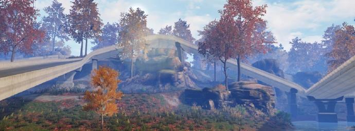 奥拉星白虎怎么打_这款生存游戏画面有多美?玩家差点因沉迷风景而忘记求生-第2张图片-游戏摸鱼怪