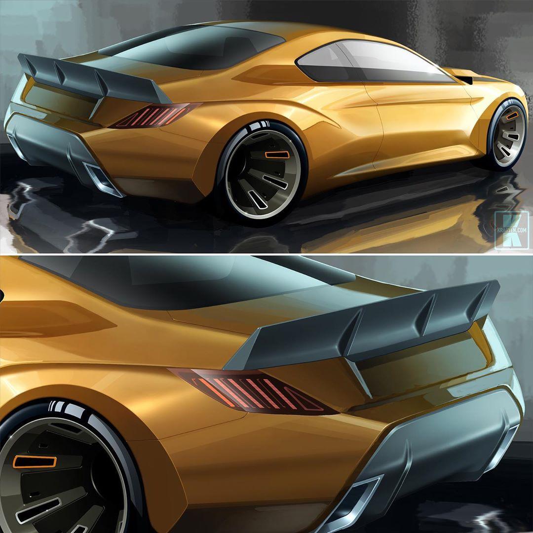 未來已來,肌肉車的全面更新,2023款第七代福特野馬-圖2