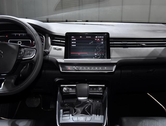 公認底盤最強的合資車 4.8米車身 1.8T動力 頂配18萬-圖8