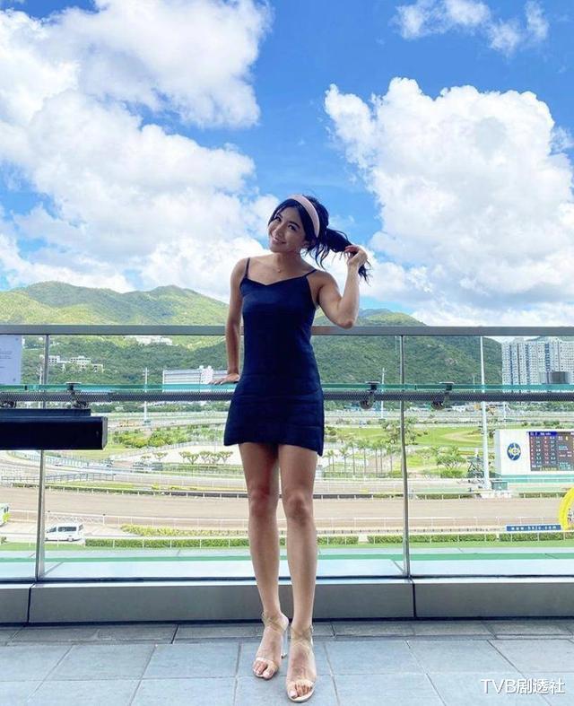 TVB小花陳偉琪後悔曾猛減肥50斤,用極端方式一度患上抑鬱癥-圖6