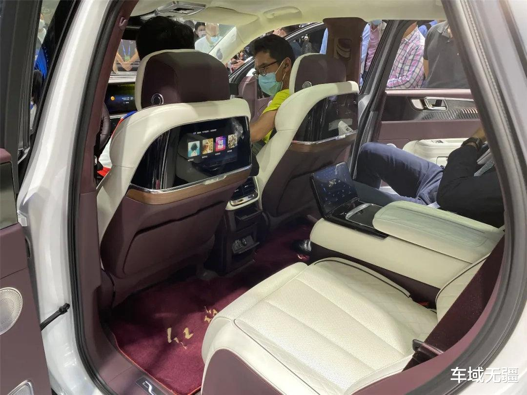 """定價超50萬,堪稱""""國產庫裡南"""",這兩款車憑啥這麼""""自信""""?-圖8"""