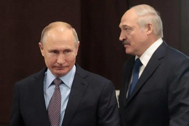 白俄羅斯彈道導彈集群曝光,已在邊境完成集結,北約:有話好好說-圖5